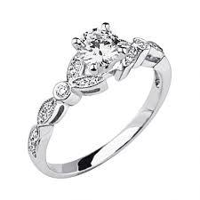 Vintage Wedding Rings by Affection Vintage Engagement Ring Mark Schneider Best 20