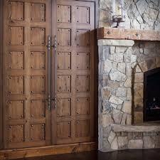 Rustic Home Interior Prepossessing 60 Stone Slab Home Interior Design Inspiration Of