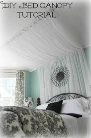 diy bed canopy 14 diy canopies you need to make for your bedroom