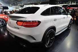 mercedes benz jeep 2015 price mercedes benz gle coupe 450 amg and gle63 at 2015 detroit auto
