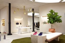 Home Design Store New York Celine Store In Soho Nyc By Fos Architecture Pinterest