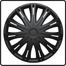 ford focus wheel caps ford focus 16 inch wheel trims caps covers set black amazon co