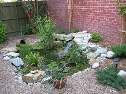 Small Garden Pond Ideas Landscaping Ideas Garden Transforming Pond Into Spa Dma Homes