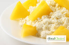 Cottage Cheese Recipes Healthy by Total Choice Tropical Cottage Cheese And Fruit Bowl The Dr Oz Show