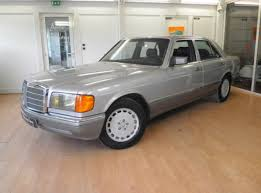1987 mercedes benz 300se 5 speed manual german cars for sale blog