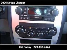Used Volkswagen In Albany Ga by 2006 Dodge Charger Used Cars Albany Ga Youtube