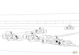 formula 1 racing coloring page free printable coloring pages
