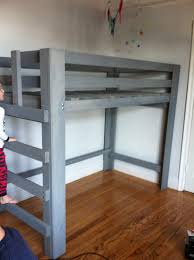 chicago loft bed height customize your loft u0026 bunk beds from la