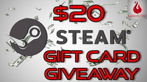 20 dollar gift card 20 steam gift card giveaway happy steam summer sale gamersfire