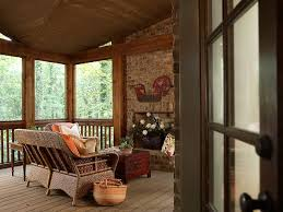 enclosed front porch enclosed back porch designs covered back