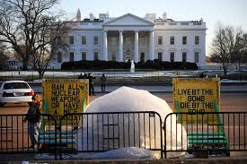 woman who held decades long protest outside of white house dies
