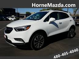 buick encore 2017 white used white buick encore for sale edmunds