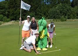 Sonnengut Bad Birnbach Golf Spielen Für Den Guten Zweck Charity Turnier Im Wellness