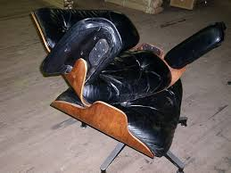 Eames Chair Herman Miller Eames Chair Repair And Other Plywood Lounges Repaired
