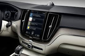 2016 volvo xc60 interior volvo cars reveals new xc60 premium suv