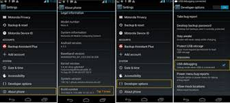 developer mode android how to enable usb debugging on android device