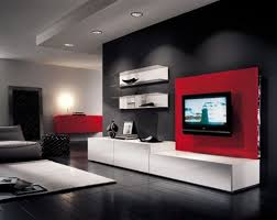 living room modern tv room decorating ideas with white gloss