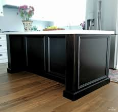 kitchen island molding kitchen island trim ideas at home and interior design ideas
