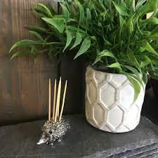 pewter hedgehog toothpick holder u2013 living roots home decor