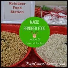 free printable reindeer activities reindeer food free printables reindeer food table tents and free