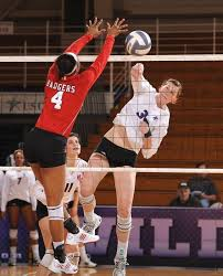 northern lights volleyball mn nu volleyball star johnson hopes to the big ten