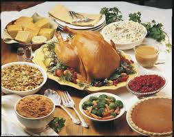 thanksgiving canadian thanksgiving traditional food list
