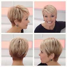 hairstyles for women over 50 with thin hair photo gallery of short hairstyles for fine hair for women over 50