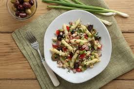 classic pasta salad muffuletta pasta salad recipe