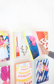 easy washi tape gallery wall damask love
