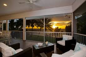 Lanai Porch by Our House Grande Casa Captiva Island