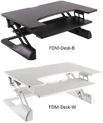 Computer Desk Height by Freedom Desk Height Adjustable Standing Desk U003cb U003esee All Sizes U003c B U003e