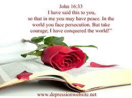 depression verses bible verse verse week