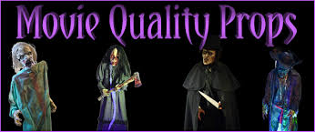 halloween props and haunted house supplies