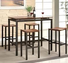 bar stool table set of 2 cool bar stool and table sets 5 piece pub table set bar stool table