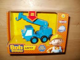 teamsterz lofty diecast bob builder character crane model