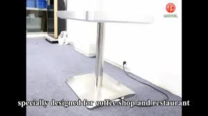 Touch Screen Coffee Table by Interactive Touch Screen Coffee Table With Glass Top Center Table