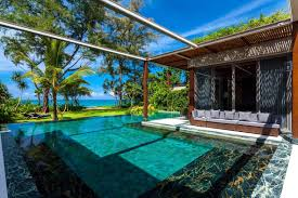 baba beach club gallery phuket private luxury beachfront villa for