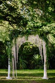 wedding archways macramé wedding archway hire the white wedding club