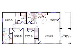 two bedroom cottage floor plans cottage
