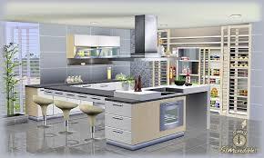 sims kitchen ideas objnoora simc don formfunction kitchen sims 3 downloads