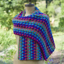 crochet wrap shawl and wrap crochet patterns at webs yarn