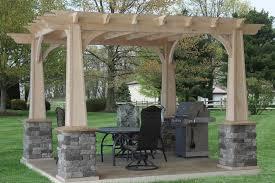 Backyard Gazebo Garden Pergola Ideas To Help You Plan Your Backyard Setup