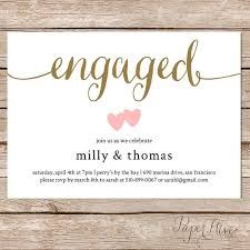 charming engagement party invitation cards 95 on create an