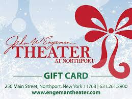 tickets gift card tickets w engeman theater