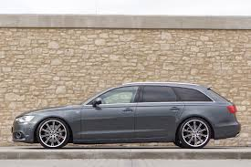 2011 Audi A6 Wagon Senner Tuning Reveals Upgraded Audi A6 4g