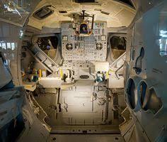 Lunar Module Interior Inside Lunar Module Flight Simulator Cockpits Pinterest