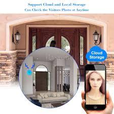 easy to use home design app mini smart doorbell wireless wifi video camera phone door easy to