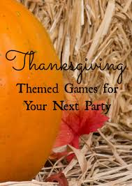 halloween party ideas for teenagers 5 thanksgiving party games for teens