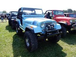 turquoise jeep cj bantam jeep heritage festival 2016 show jeepfan com