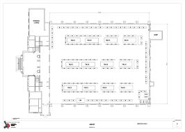 floor plans and seating armory